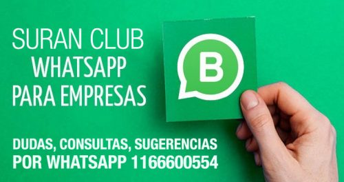 WHATSAPP SURAN CLUB