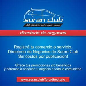Directorio de Negocios Suran Club