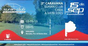 2º Caravana Suran Club Buenos Aires 2019 - Zona Oeste @ Noelandia